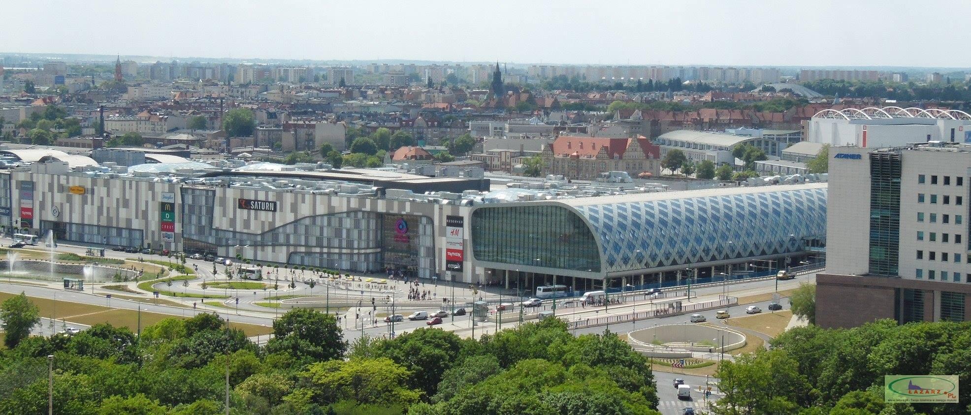 Avenida zastąpi City Center .:LAZARZ.PL >poznański portal